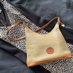 Dooney & Bourke Vintage Hobo Leather Purse
